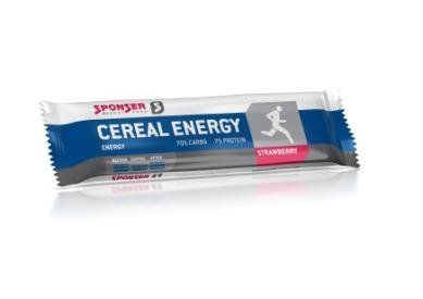 Cereal Energy Bar Strawberry 40g
