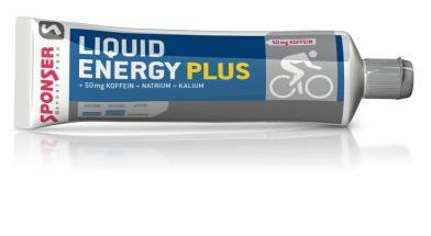 Liquid Energy Plus Koffein Tube 70g