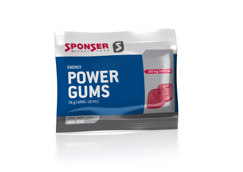 Power Gums Fruit-Mix Btl. 75g