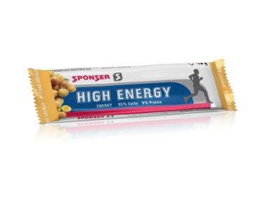 High Energy Bar 45g Salty Nuts